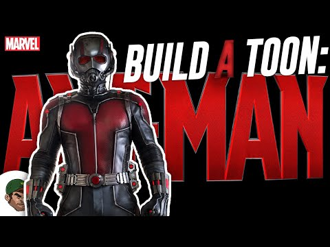 dcuo build a toon marvel 39 s ant man