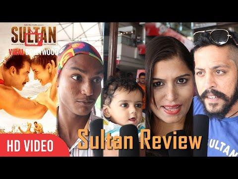 Sultan Movie Review   First Day First Show   Salman Khan, Anushka Sharma, Randeep Hooda