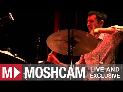 The Cinematic Orchestra - Burnout | Live in Sydney | Moshcam