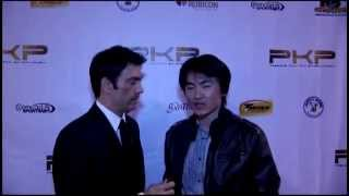 Repeat youtube video Chris Casamassa Interviews star of