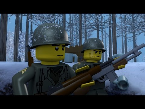 LEGO BATTLE OF THE BULGE 2