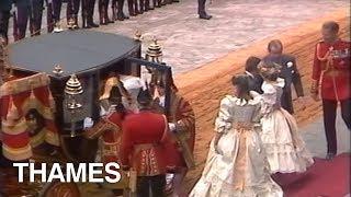Princess Diana - Royal Wedding - 1981