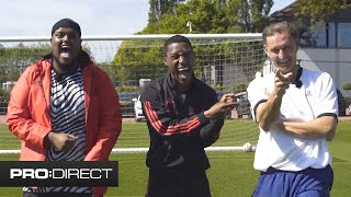 CHUNKZ & YUNG FILLY ft. TONY ADAMS | THE ARSENAL RE-TRIAL!