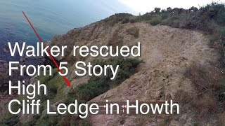 Coast Guard Cliff Rescue, Howth 7th September 2015