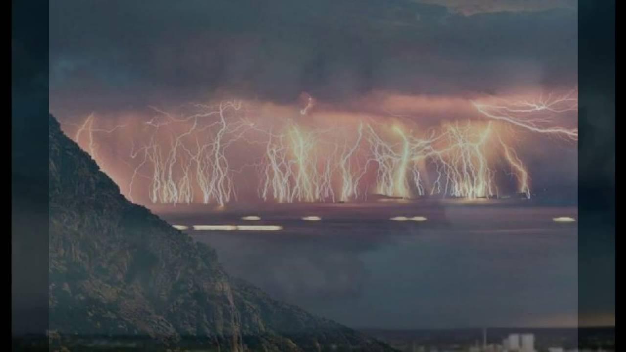 Les plus beaux clairs et orages du monde youtube for Les plus beaux rideaux du monde
