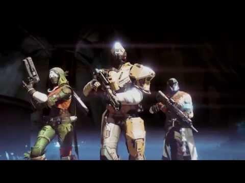 Official Destiny The Taken King E3 2015 Trailer 1080p
