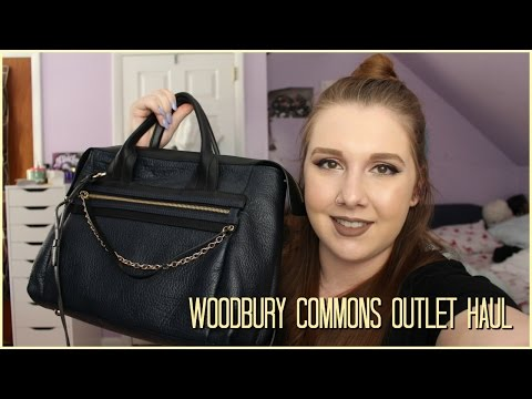 Woodbury Commons Outlet Haul (Chloe, Nike, Kate Spade)
