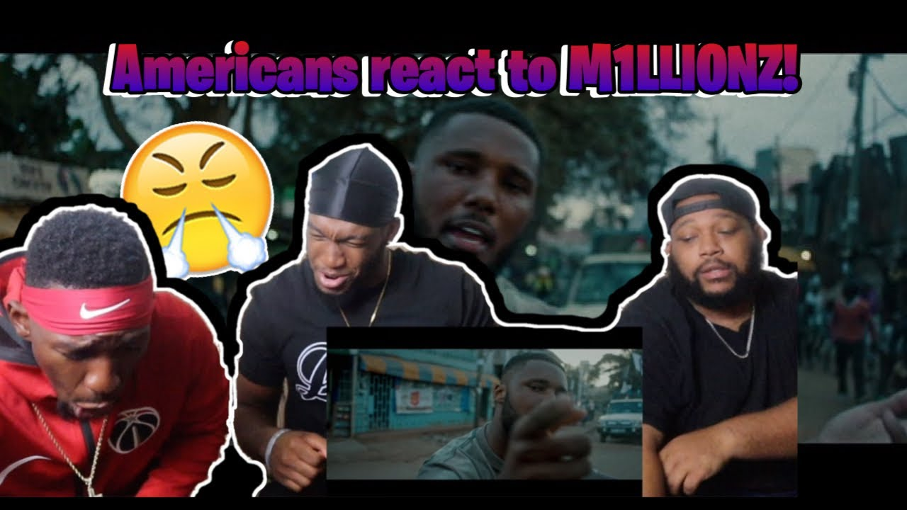 Download AMERICANS REACT TO UK DRILL M1LLIONZ - LAGGA (OFFICIAL VIDEO)