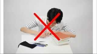漢字練習のやり方