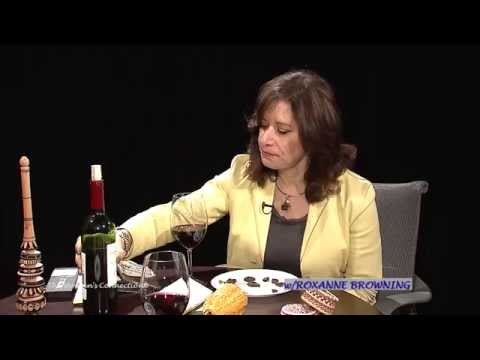 ROXANNE BROWNING (Chocolate Sommelier)on The Woman's Connection® w/Barrie Switzen