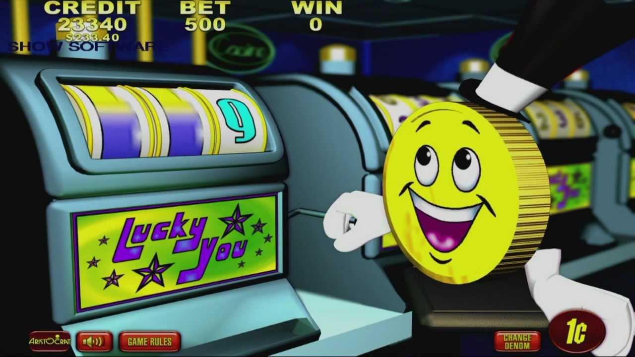 Mr Cashman Slot Machine