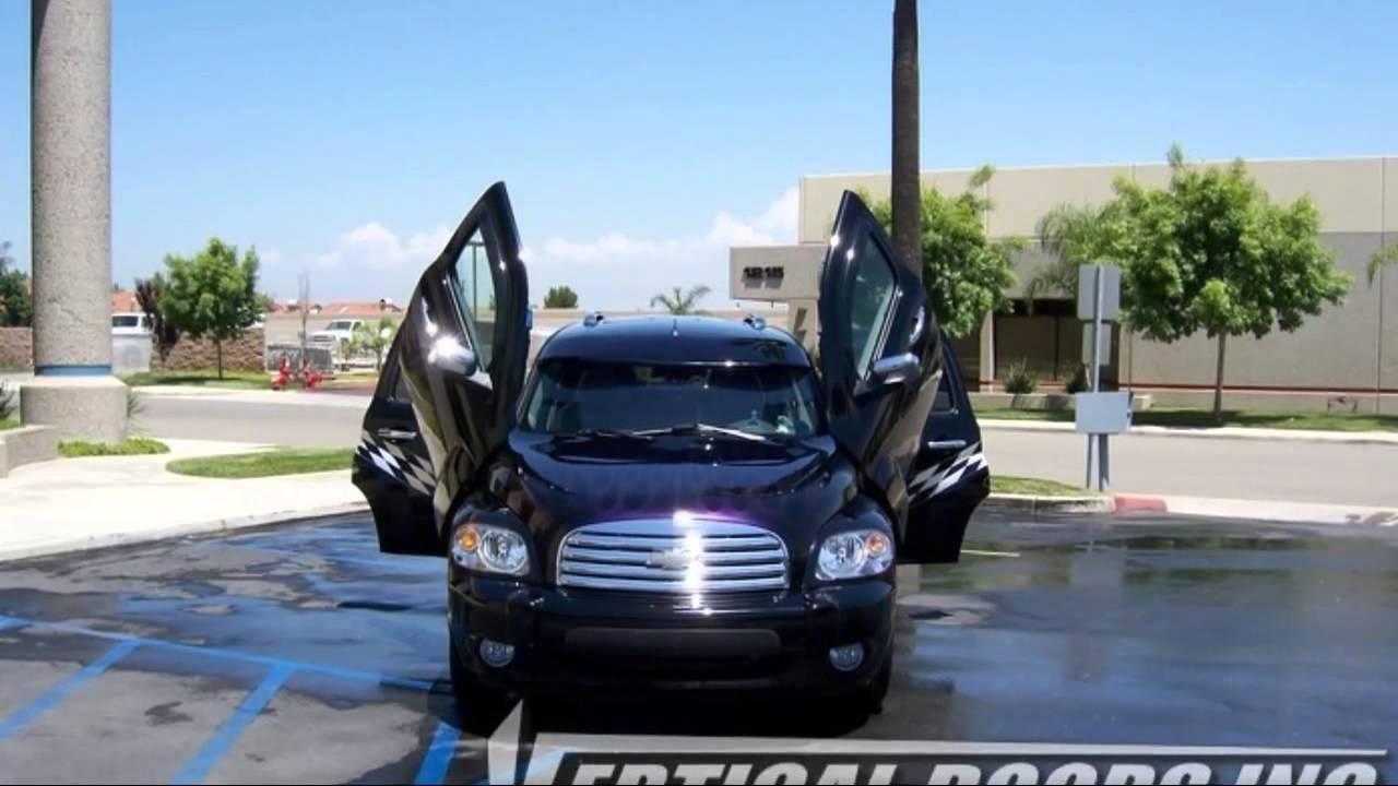 Chevrolet HHR 2006-2010 Vertical Lambo Door Kit VDCCHEVYHHR06-UP - YouTube & Chevrolet HHR 2006-2010 Vertical Lambo Door Kit VDCCHEVYHHR06-UP ...