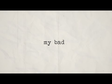 "Gardenside Releases New Song ""My Bad"""