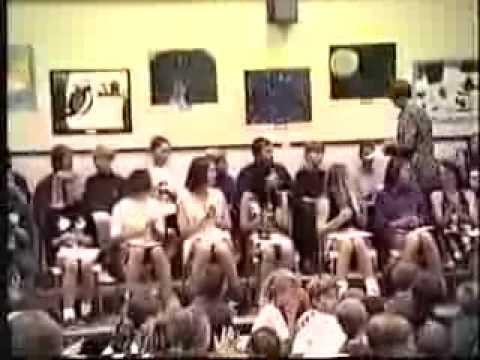Oyama grade 7 grads 1994