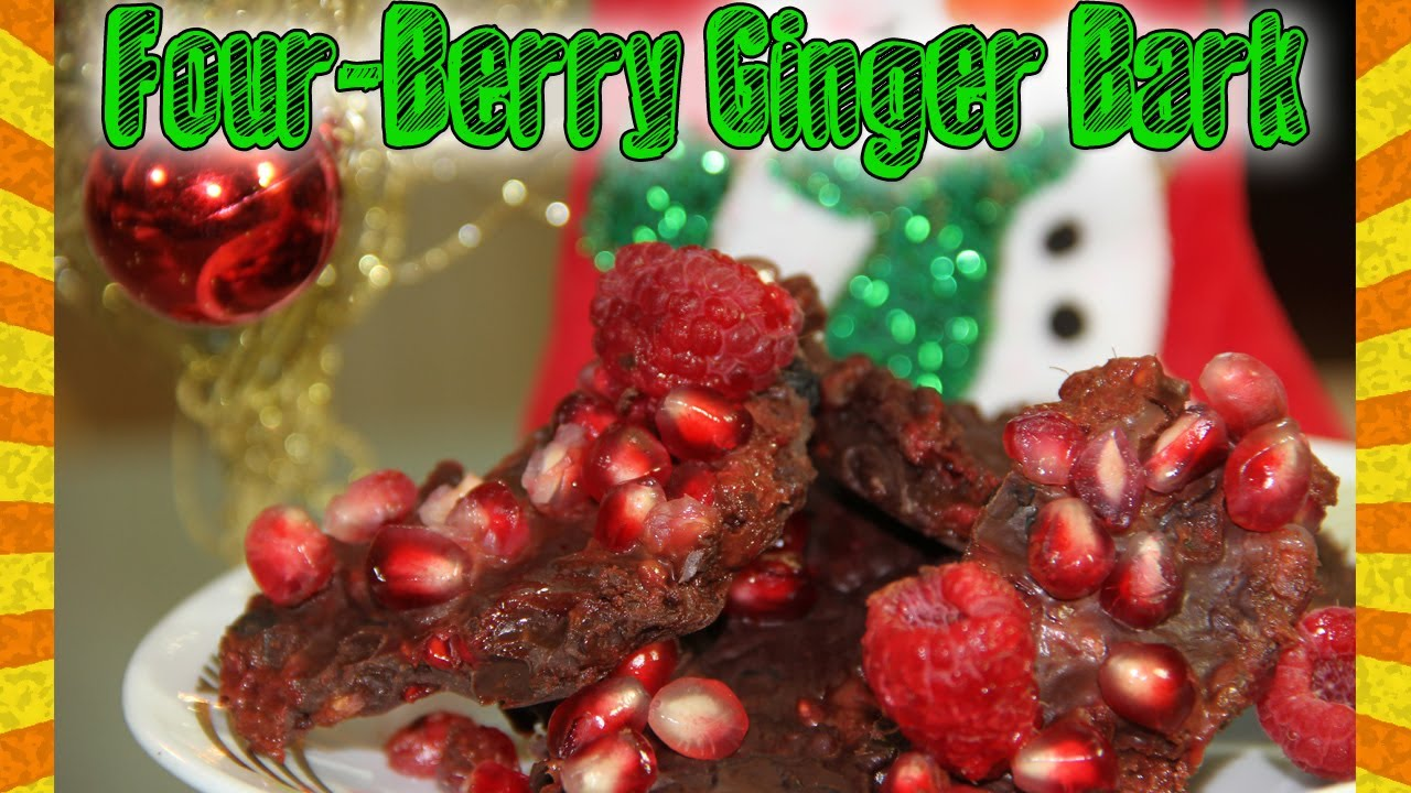 how to make ginger bark
