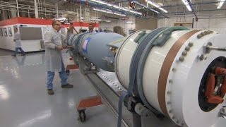 Inside look at Tomahawk missile facility