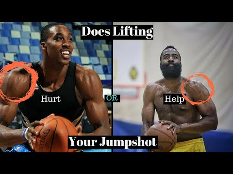 How Lifting Weights Affects Your Jumpshot!