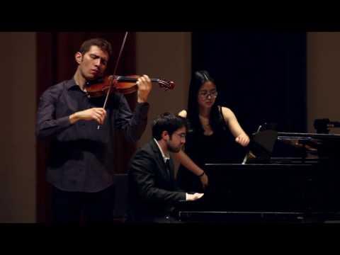 Glazunov Violin Concerto In A Minor, Op. 82: 1 Moderato - Ronald Villabona, Violin-