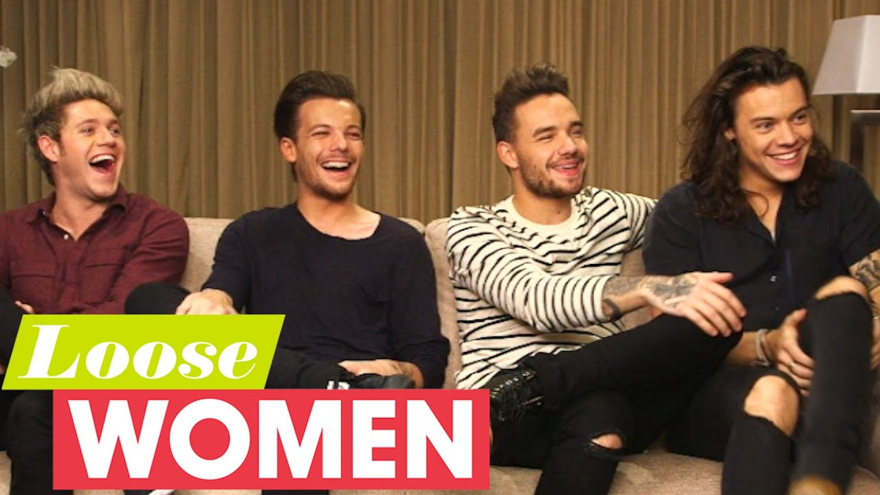 Download One Direction On Recording Made In The AM Without Zayn Malik | Loose Women