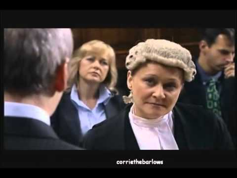 Coronation Street Peter Scenes 26th March 2007