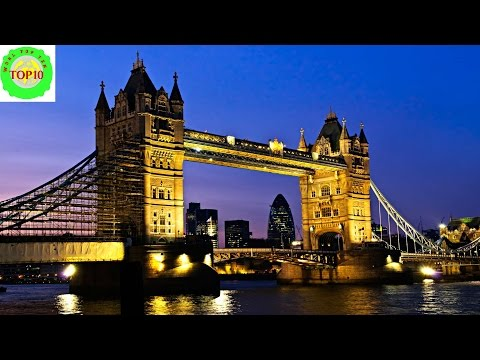 Top 10 Cities of England