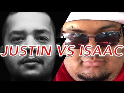 JUSTIN VS ISAAC (WILL HE GO TO JAIL!?)