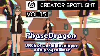 """【Vket】CreatorSpotlight Vol.15 """"PhaseDragon"""""""