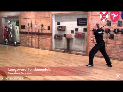 Seven-Blow Sequence - Longsword Exercises