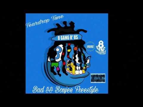 Teardrop Tune x Bad && Boujee freestyle