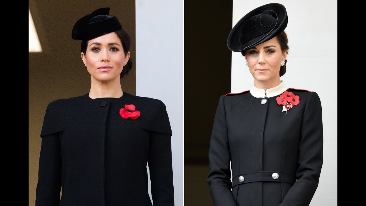 A Family of Actors | Royal Family at Armistice Day Ceremony for Queen Elizabeth's Imminent Murd