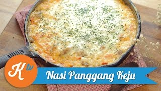 Resep Nasi Panggang Keju Mozzarella | MICHELLE GABRIELA