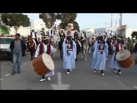 Djerba Midoun Mariage Berbére et Fantasia ( Djerba Midoun marriage Berbere fantasia)