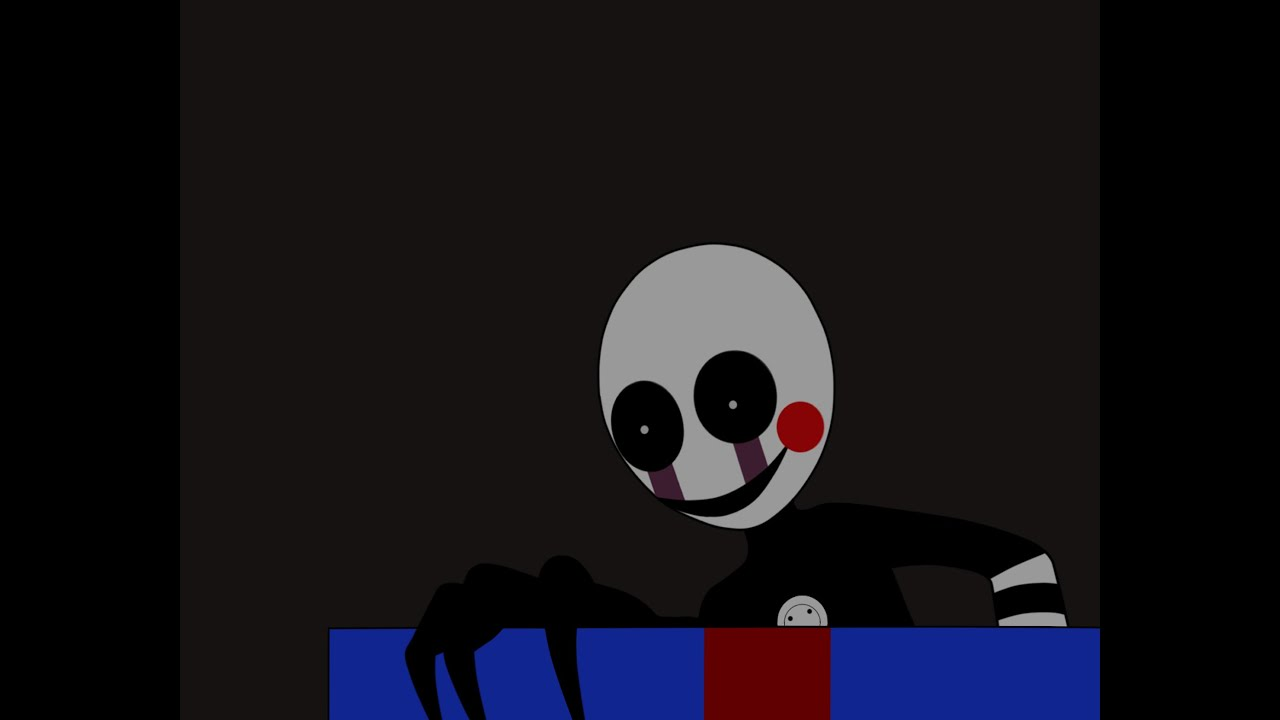 Painted Faces Fnaf Animation
