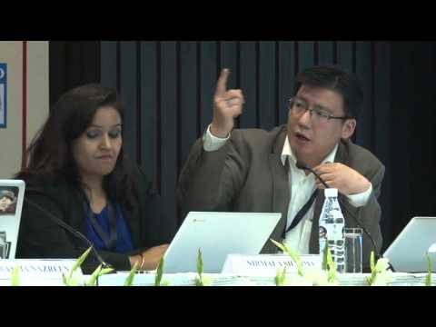 Asia Conference 2015 – Panel Six (part 2)
