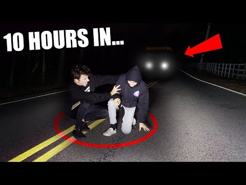Last to Leave Circle on Clinton Road Wins $5,000 - MrBeast Challenge