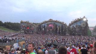 Steve Angello Opening - Knas Live @ Tomorrowland WE2 2014