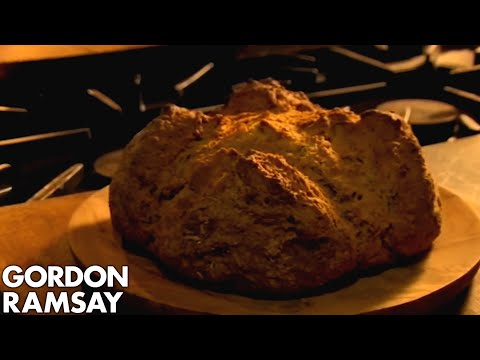Simple Soda Bread - Gordon Ramsay