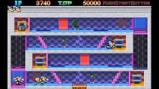MAMECADE 25: Pipi & Bibis Whoopee Arcade Game