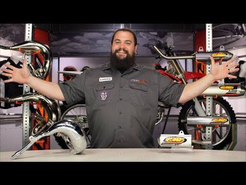 FMF Exhaust 4 & 2 Stroke Review at RevZilla.com