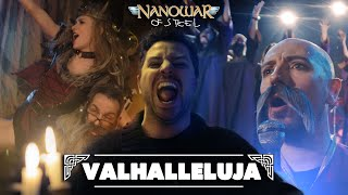 NANOWAR OF STEEL – Valhalleluja (ft. Angus McFife from Gloryhammer) | Napalm Records