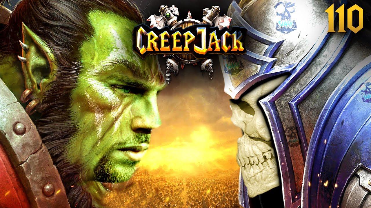 Florentin fightet & SL4sH spittet   Creepjack - Warcraft 3