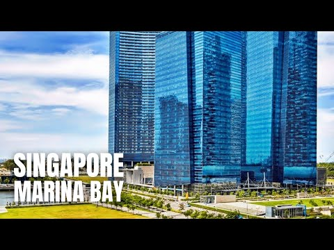 Chinatown Singapore to Marina Bay Financial Centre Singapore Travel Guide (2019)