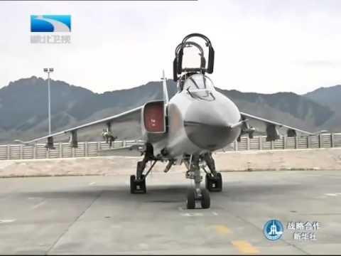 中国飞豹电子战机亮相 可瘫痪美军航母战斗群