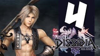 Lets Play Dissidia Final Fantasy NT: Part 4 - The Battle for Freedom (Updated)