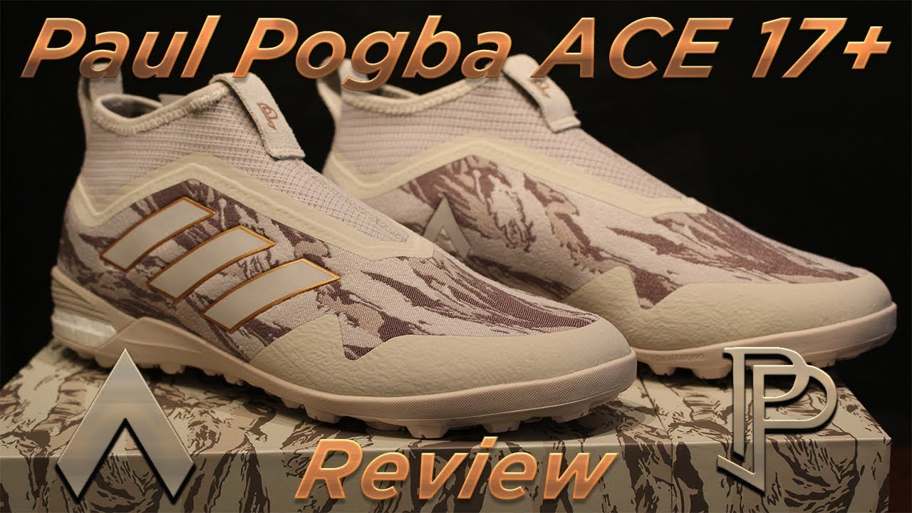 reputable site 8c556 b02c8 Paul Pogba ACE 17+ Adidas Trainers REVIEW! (Plus LEAKED Boots!)