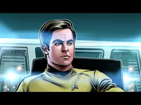 Star Trek Comic Books presented by IDW Publishing