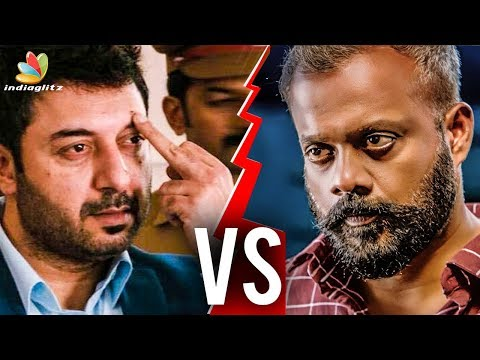 Aravind Swamy slams Gautham Menon   karthick Naren   Naragasooran Movie