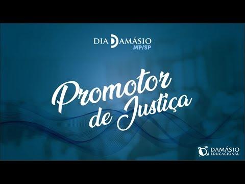 MP/SP - Promotor - Dia Damásio