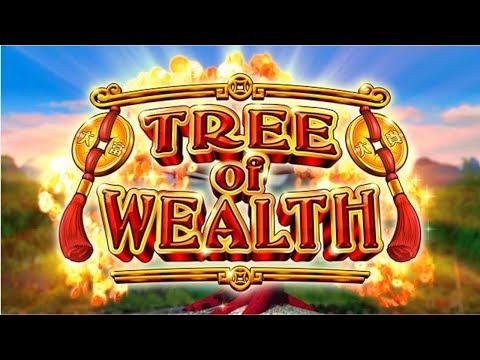Tree of Wealth Rich Traditions - Massive Bonus Win - Aria Las Vegas