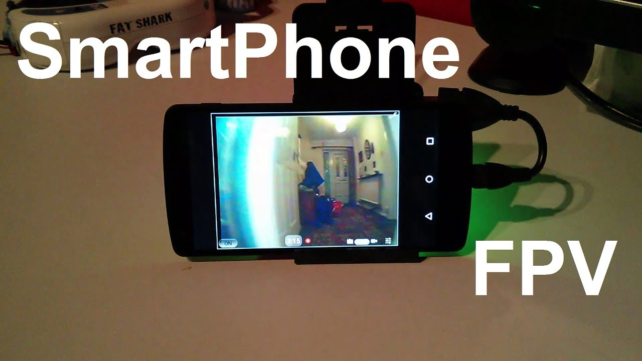 Use Your Phone to FPV and DVR!